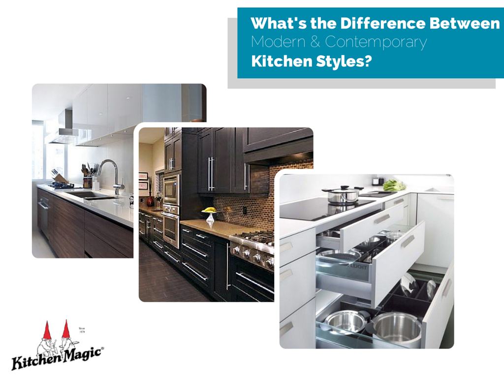 What 39 s the difference between modern and contemporary kitchen styles - Difference between modern and contemporary style definition ...
