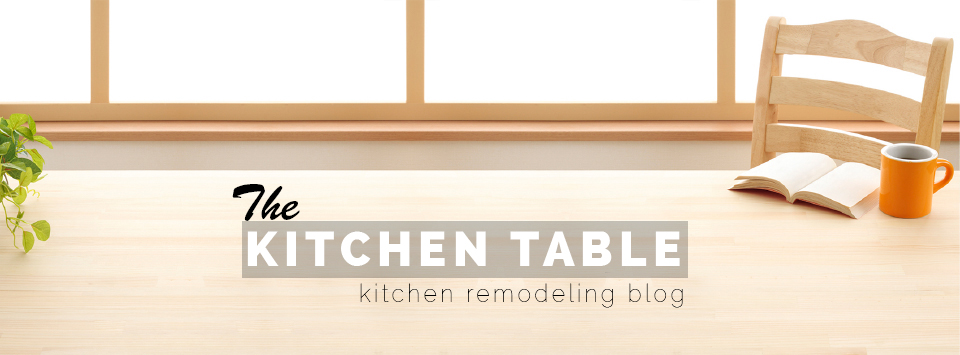 kitchen remodeling blog
