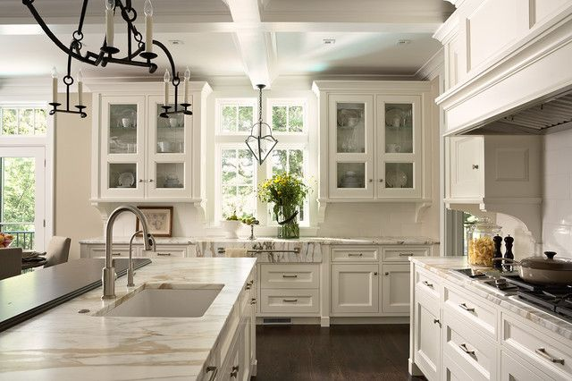 Contemporary Style Kitchen But What Exactly Is A Transitional Kitchen