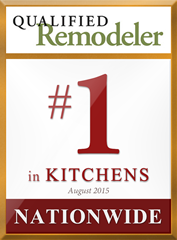 Qualified Remodeler Award Kitchen Magic