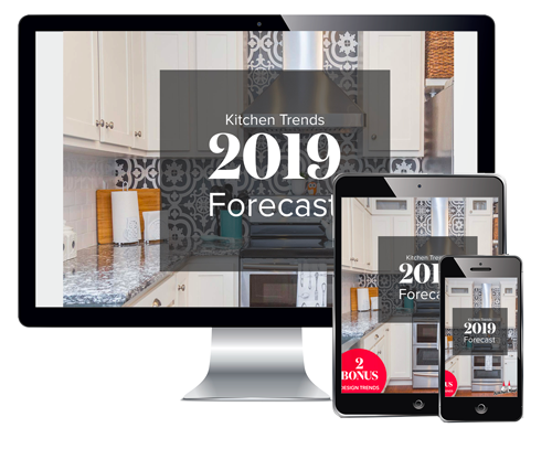2019 Kitchen Design Trends eBook