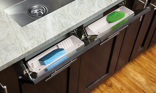 tip-out-tray