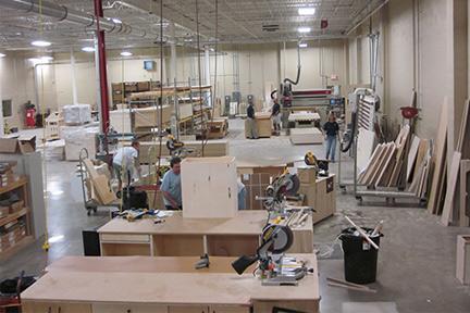 Frameless Construction